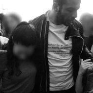Ο Γιώργος με φαν στη φιλανθρωπική εκδήλωση για τη στήριξη οικογενειών με παιδιά που πάσχουν από κακοήθεια που έγινε στη Λεμεσό στις 23 Δεκεμβρίου 2017 Φωτογραφία: tziortziakonnari Instagram