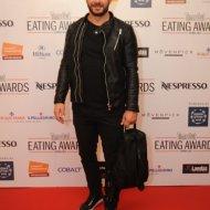 Ο Γιώργος στο κόκκινο χαλί των Time Out Eating Awards στην Κύπρο στις 28 Νοεμβρίου 2017 Φωτογραφία: ilovestyle.com