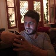 Ο Γιώργος σε χαλαρές στιγμές στη Σκιάθο - 29 Δεκεμβρίου 2017 Φωτογραφία: onikolakis Instagram