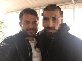 Ο Γιώργος με φαν στην Κύπρο - 29 Νοεμβρίου 2017 Φωτογραφία: aristos82 Instagram