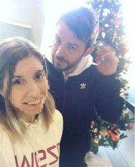 Ο Γιώργος με φαν στο Vari Sports Club όπου βρέθηκε για τις ανάγκες φωτογράφισης - 8 Δεκεμβρίου 2017 Φωτογραφία: dionisiageorgakopoulou Instagram