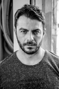 Ο Γιώργος σε μια φωτογράφιση για το Mr-Green.gr - 10 Νοεμβρίου 2017