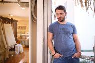Ο Γιώργος σε μια φωτογράφιση για το Mr-Green.gr