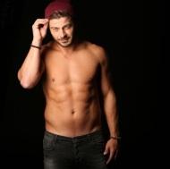 Φωτογραφία από τη φωτογράφιση του Γιώργου για το περιοδικό 7 Μέρες TV Φωτογράφος: Πάνος Γιαννακόπουλος