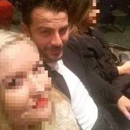 """Ο Γιώργος στο θέατρο ΤΡΙΑΝΟΝ για την παράσταση """"Η νεράιδα του φεγγαριού"""" - 10 Ιανουαρίου 2018 Φωτογραφία: alikis_nail_bar Instagram"""
