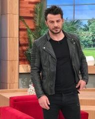 """Ο Γιώργος στην εκπομπή """"Ελένη"""" του Alpha TV - 19 Ιανουαρίου 2018 Φωτογραφία: emenegaki_tvo Instagram"""