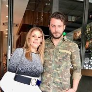 Ο Γιώργος με φαν στην Κύπρο - 2 Δεκεμβρίου 2017 Φωτογραφία: elenionoufriou Instagram