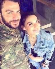 Ο Γιώργος με φαν στην Κύπρο - 2 Δεκεμβρίου 2017 Φωτογραφία: gabrielagisilaou Instagram