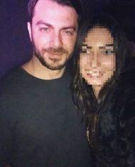 Ο Γιώργος μαζί με φαν στο OMNIA night club στην Κύπρο στις 20 Δεκεμβρίου 2017 Φωτογραφία: imogen.ts Instagram