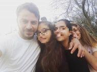 Ο Γιώργος μαζί με φανς στη Σκιάθο στις 26 Δεκεμβρίου 2017 Φωτογραφία: demy_kantarakh Instagram