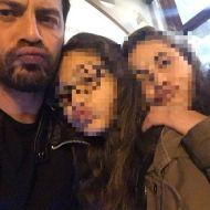 Ο Γιώργος με φανς στη Σκιάθο στις 28 Δεκεμβρίου 2017 Φωτογραφία: giorgos_aggelopoulos_friends Instagram