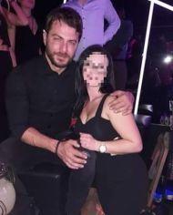 Ο Γιώργος μαζί με φαν στο Club 22 Live Stage στις 4 Ιανουαρίου 2018 Φωτογραφία: eirina_k4592 Instagram