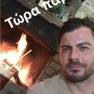 """Ο Γιώργος στο Παλαιοχώρι στην Κύπρο, πριν ξεκινήσει γυρίσματα για το """"Τατουαζ"""" - 26 Φεβρουαρίου 2018 Φωτογραφία: official_danos_ga Instagram"""