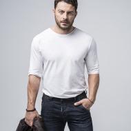 """Η φωτογράφιση του Γιώργου για τη συνέντευξη που παραχώρησε στο """"Thema People"""" της εφημερίδας """"Πρώτο θέμα"""" που κυκλοφόρησε στις 11 Φεβρουαρίου 2018 Φωτογραφία: Γιώργος Καπλανίδης"""