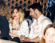 Ο Γιώργος και η Ντορέττα στο YTON music show όπου έκανε εμφανίσεις ο Νίκος Βέρτης - 3 Μαρτίου 2018 Φωτογραφίες: You Weekly