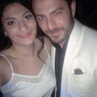 """Ο Γιώργος μαζί με φαν στο after party των βραβείων Madame Figaro """"Γυναίκες της χρονιάς"""", το οποίο έγινε στο State στη Λευκωσία - 17 Απριλίου 2018 Φωτογραφία: angelinaa.ft Instagram"""