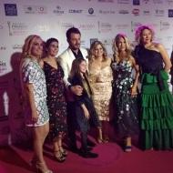 """Ο Γιώργος στα 13α βραβεία Madame Figaro """"Γυναίκες της χρονιάς"""" που έγιναν στο Δημοτικό Θέατρο Στροβόλου στις 17 Απριλίου 2018 Φωτογραφία: okmagazinecyprus Instagram"""