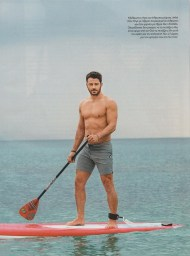 Η φωτογράφιση του Γιώργου για το περιοδικό People που κυκλοφόρησε με το Πρώτο Θέμα στις 7 Απριλίου 2018 Φωτογραφία: Στέφανος Παπαδόπουλος