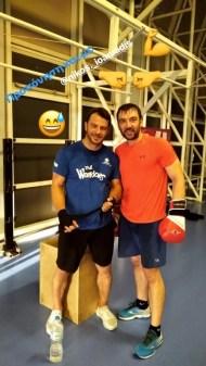 Ο Γιώργος Αγγελόπουλος στο Vizantinos Target Sports Club - 18 Μαΐου 2018