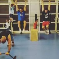 Ο Γιώργος στο Vizantinos Target Sports Club στις 18 Μαΐου 2018 Φωτογραφία: vizantinos_target_sport_club IG