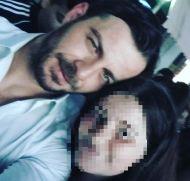 Ο Γιώργος μαζί με φαν στη Ρόδο όπου βρέθηκε για τα εγκαίνια του Treasure & Jewels στις 26 Μαΐου 2018 Φωτογραφία: alexandra1146 Instagram