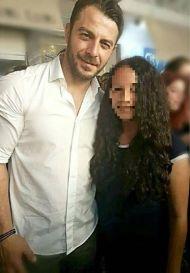 Ο Γιώργος μαζί με φαν στη Ρόδο όπου βρέθηκε για τα εγκαίνια του Treasure & Jewels στις 26 Μαΐου 2018 Φωτογραφία: katerina_kyprioti Instagram