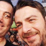 Ο Γιώργος μαζί με φαν στη Ρόδο όπου βρέθηκε για τα εγκαίνια του Treasure & Jewels στις 26 Μαΐου 2018 Φωτογραφία: Xristos Pligos Facebook