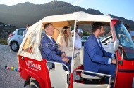 Ο Γιώργος Αγγελόπουλος καθ'οδόν για Τήνο - 23 Ιουνίου 2018
