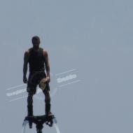 Ο Γιώργος στις Κουκουναριές Σκιάθου την 1 Ιουλίου 2018 Φωτογραφία: Ό,τι συμβαίνει στη Σκιάθο