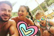 Ο Γιώργος με φανς στο Salto WaterSports στις Κουκουναριές Σκιάθου - 22 Ιουλίου 2018 Φωτογραφία: nikoleta_kfg Instagram