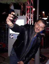Ο Γιώργος στο 1ο SGS Family and Pets Festival που έγινε στη Μαρίνα Φλοίσβου, όπου ήταν και ο παρουσιαστής της βραδιάς - 6 Οκτωβρίου 2018 Φωτογραφία: theano_persefonaki1 Instagram