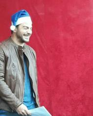 """Ο Γιώργος στην """"Επέλαση των Ξωτικών"""" στο Γκάζι την 1η Δεκεμβρίου 2018 Φωτογραφία: dimitra.sid_ via valentini_danostatouaz Instagram"""