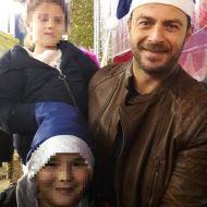 """Ο Γιώργος στην """"Επέλαση των Ξωτικών"""" στο Γκάζι την 1η Δεκεμβρίου 2018 Φωτογραφία: stellapascalidou Instagram"""