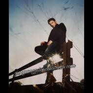 """Η φωτογράφιση του Γιώργου για το περιοδικό Down Town Κύπρου που κυκλοφόρησε με την εφημερίδα """"Ο Φιλελεύθερος"""" στις 16 Δεκεμβρίου 2018 Φωτογραφία: Πάνος Γιαννακόπουλος (Studio 13)"""