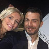 Ο Γιώργος μαζί με φαν στο συνέδριο κατά του bulling στη Θεσσαλονίκη όπου ήταν ένας από τους ομιλητές - 4 Μαρτίου 2019 Φωτογραφία: karakitsou_eleni Instagram