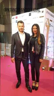 Ο Γιώργος στα βραβεία Madame Figaro - Γυναίκες της χρονιάς για το 2019 - 16 Απριλίου 2019 Φωτογραφία; stella__mp Instagram