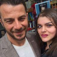 """Ο Γιώργος στην παρουσίαση του βιβλίου του """"Ντάνος: Μια αφήγηση στην Αυγή Σαββίδου"""" στην Κατερίνη - 4 Μαΐου 2019 Φωτογραφία: sofia_emman Instagram"""