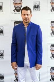"""Ο Γιώργος στην απονομή του πλατινένιου """"Κάτι παραπάνω"""" του Κωνσταντίνου Αργυρού - 24 Ιουνίου 2019 Φωτογραφία: Hit Channel"""
