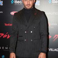 """Ο Γιώργος στην πρεμιέρα της ταινίας """"Για πάντα"""" - 16 Δεκεμβρίου 2019 Φωτογραφία: znews.gr"""