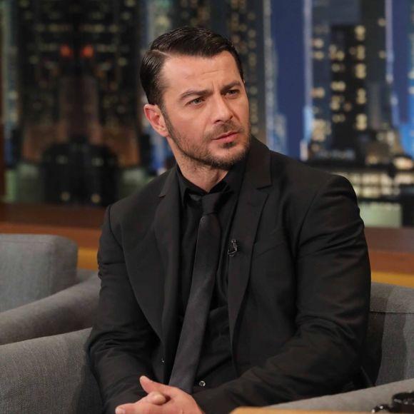 Ο Γιώργος στην εκπομπή The 2Night Show που παρουσιάζει ο Γρηγόρης Αρναούτογλου - 23 Ιανουαρίου 2020 Φωτογραφία: ant1news.gr
