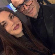 Ο Γιώργος στην avant premiere της ταινίας Χαλβάη 5-0 στην Αθήνα - 27 Ιανουαρίου 2020 Φωτογραφία: eirinik_ Instagram