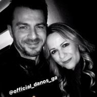 Ο Γιώργος μαζί με Ελένη Τόρου στο πάρτι έκπληξη για τα γενέθλιά του - 8 Ιανουαρίου 2020 Φωτογραφία: eltorou Instagram