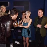 Ο Γιώργος μαζί με φίλους στο πάρτι έκπληξη για τα γενέθλιά του - 8 Ιανουαρίου 2020 Φωτογραφία: Πέτρος Χόντος - TLife