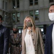 Εγκαίνια ειδικού χώρου υποδοχής και φιλοξενίας ανηλίκων στο Δικαστικό Μέγαρο Θεσσαλονίκης, που έγιναν παρουσία της συζύγου του Πρωθυπουργού, κυρίας Μαρέβας Μητσοτάκη - 5 Οκτωβρίου 2020 Φωτογραφία: Πρώτο Θέμα