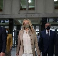 Εγκαίνια ειδικού χώρου υποδοχής και φιλοξενίας ανηλίκων στο Δικαστικό Μέγαρο Θεσσαλονίκης, που έγιναν παρουσία της συζύγου του Πρωθυπουργού, κυρίας Μαρέβας Μητσοτάκη - 5 Οκτωβρίου 2020 Φωτογραφία: iefimerida