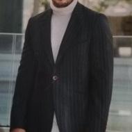 Η φωτογράφιση του Γιώργου για τη συνέντευξή του στο περιοδικό ΟΚ - 18 Νοεμβρίου 2020 Φωτογραφία: Πάνος Γιαννακόπουλος